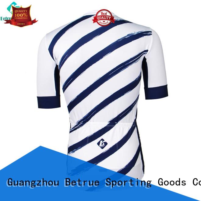 Wholesale men long sleeve cycling jersey Betrue Brand