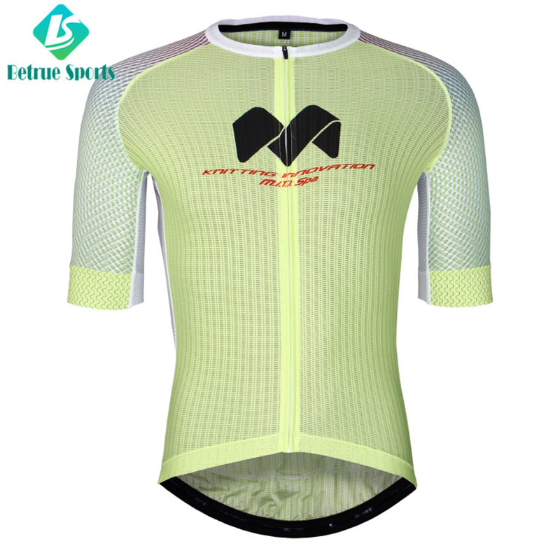 Betrue light weight Men cycling jersey High End BQ7002