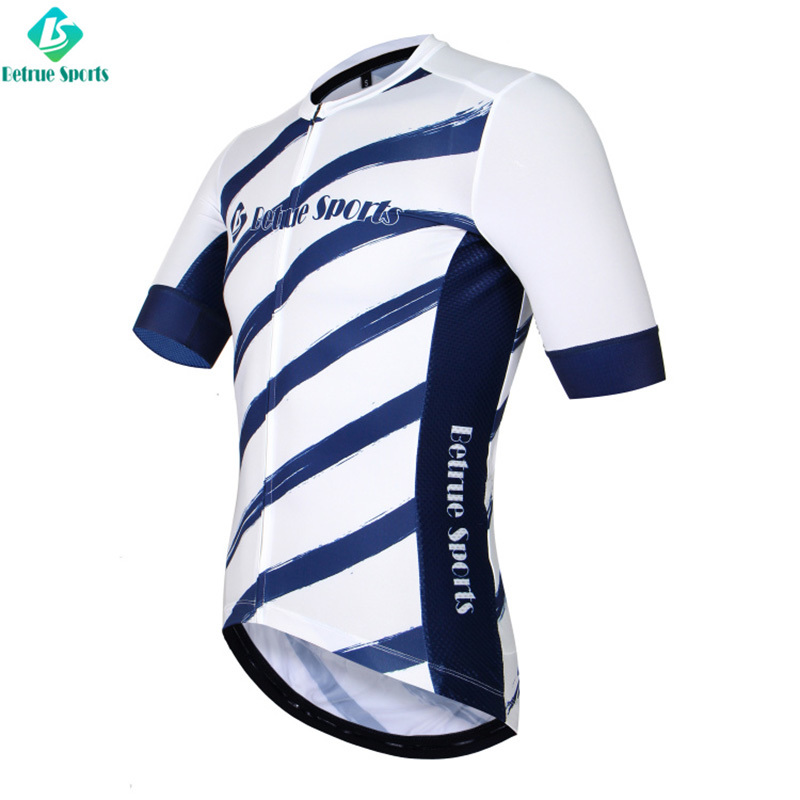 long sleeve cycling jersey slim fleece mens cycling jersey betrue Betrue Brand