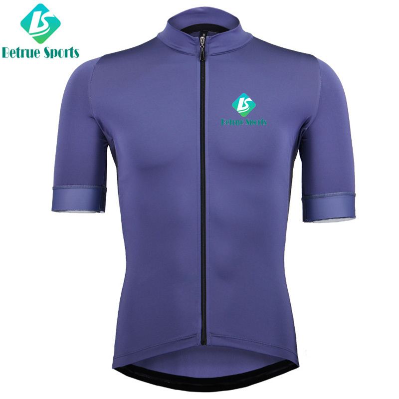 Slim Men Cycling Jersey High End BQ6022-1