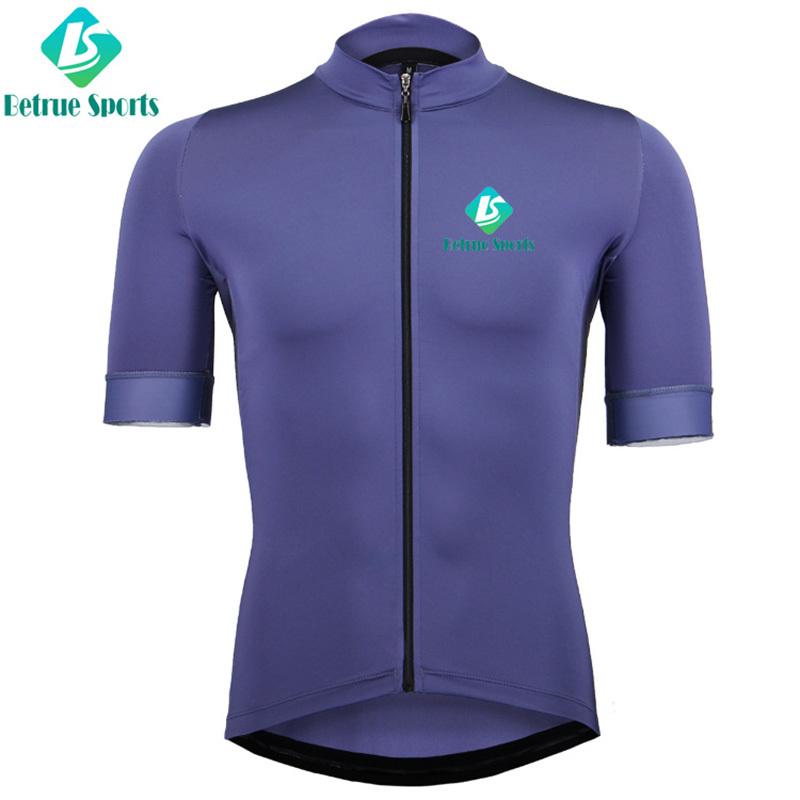 Slim Men Cycling Jersey High End BQ6022-1