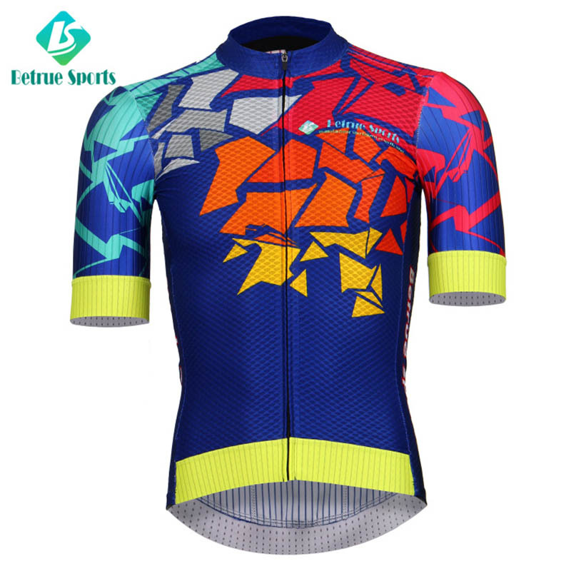 Men Cycling Jersey High End BQ0015