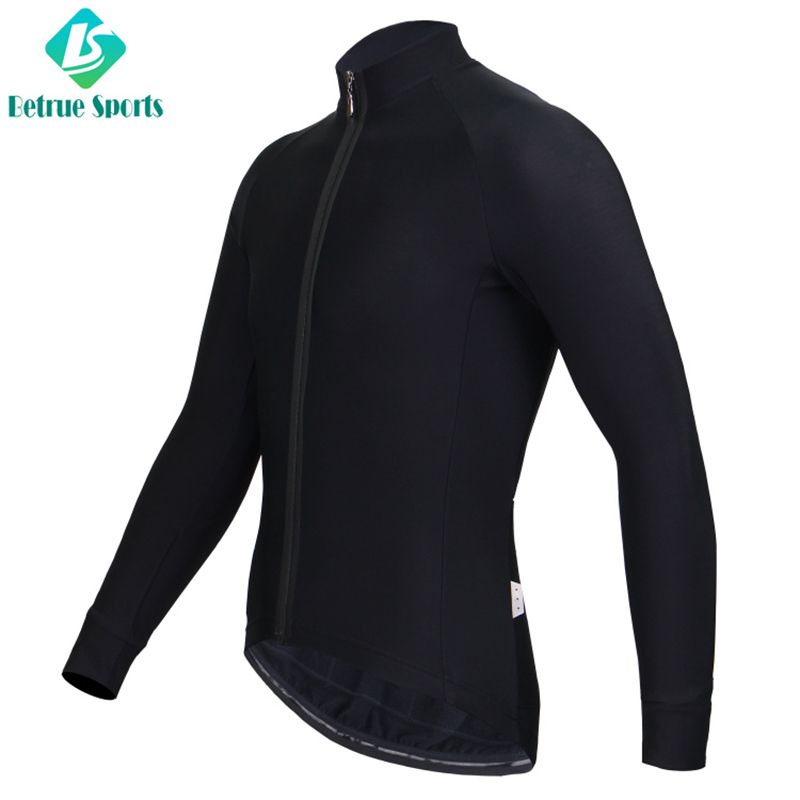 weight winter bike mens cycling jersey purple Betrue Brand