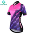 Betrue Brand blue bq7001 light custom cycling jersey manufacture