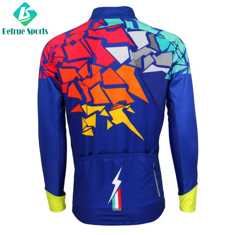 windproof biker jacket women cycling italian Betrue Brand