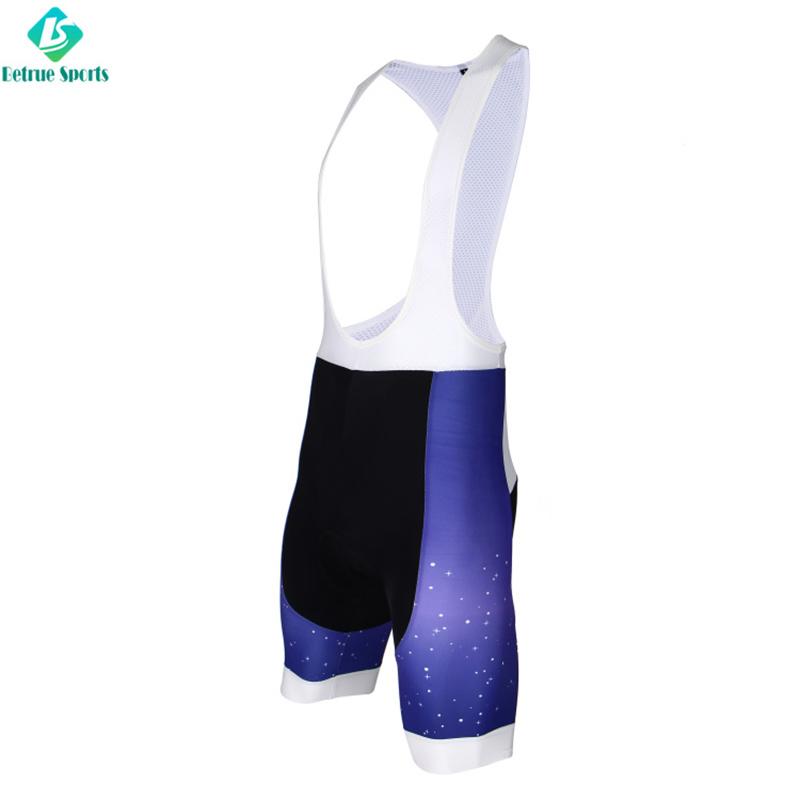 3D padded bicycle shorts bib shorts for men BQ0005