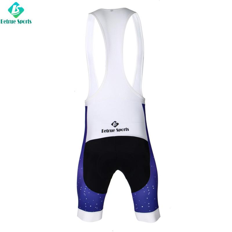 tech pro Betrue Brand bib shorts