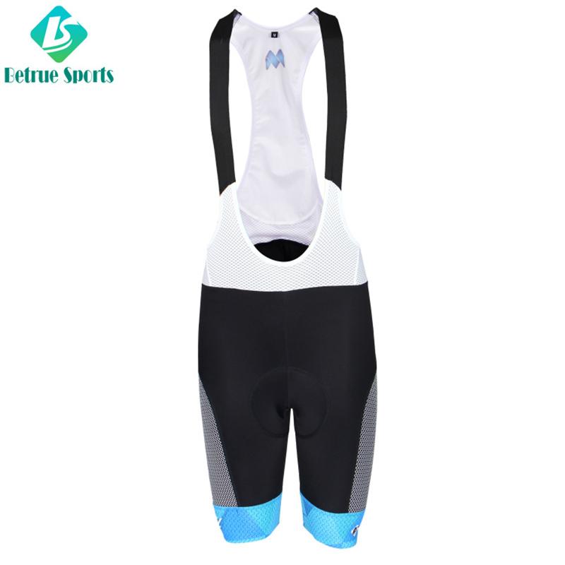 High End Cycling Bib Shorts Lycra Bib Shorts For Men BQ0002