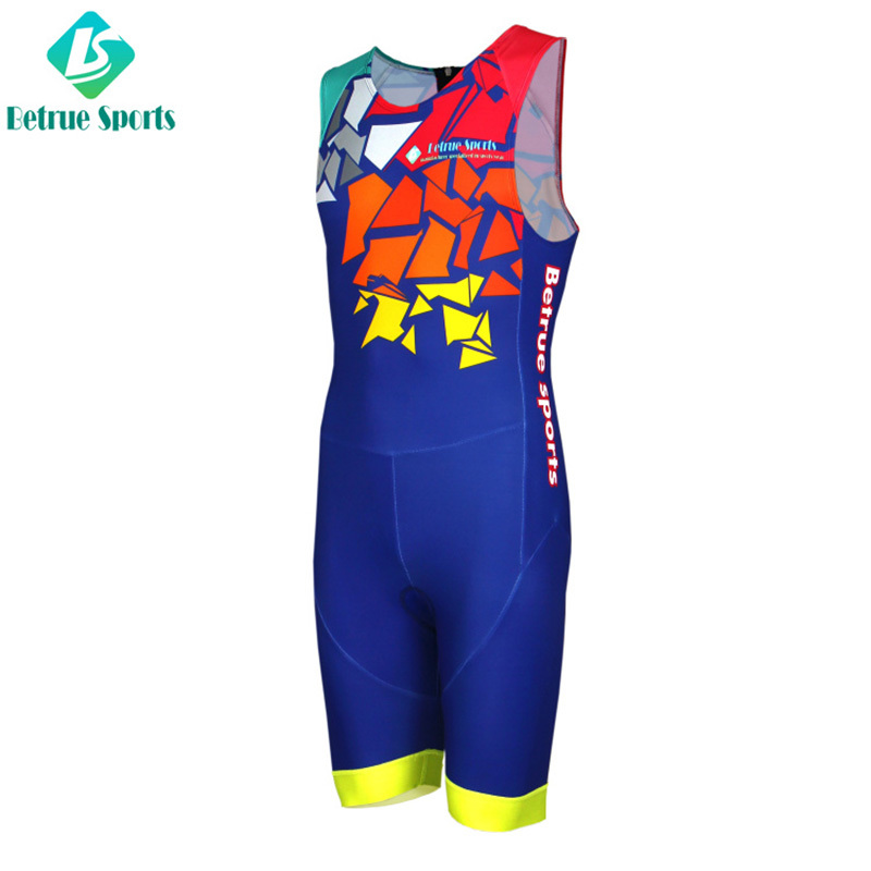 Wholesale suits men triathlon suit mens Betrue Brand