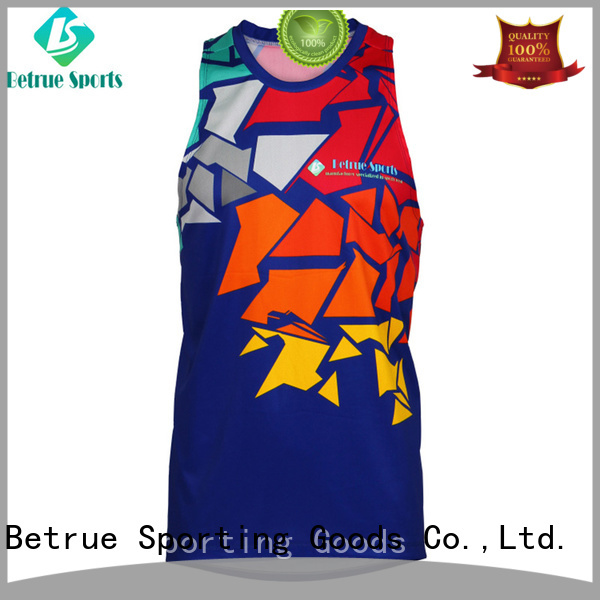 Custom wear man running clothes Betrue running