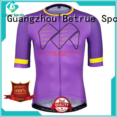 weight colorful Betrue Brand long sleeve cycling jersey