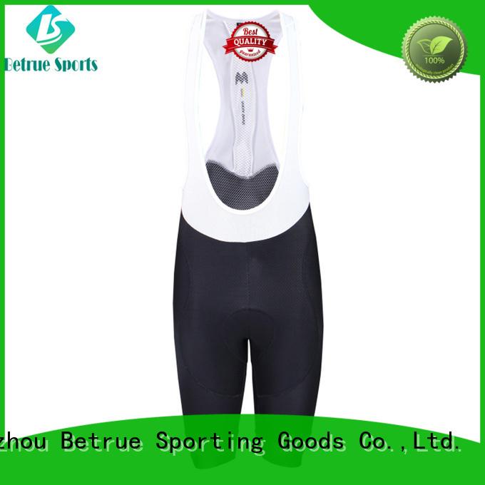 bib shorts tech fabric team Betrue Brand