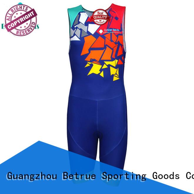 Wholesale suits men triathlon suit mens Betrue Brand