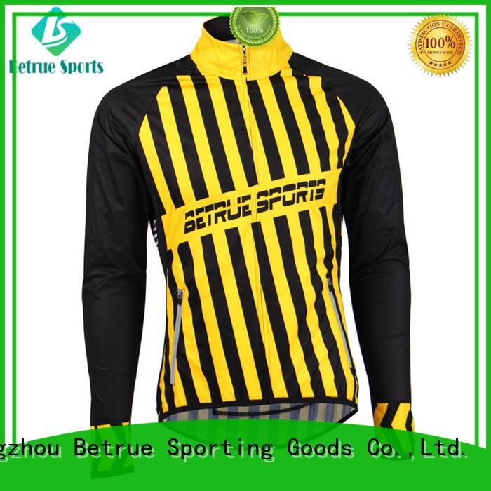 waterproof quality italian cycling jackets Betrue Brand company