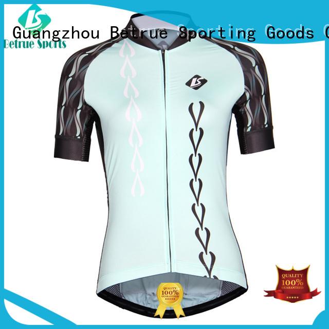 Betrue Brand bq00061 womens cycling jersey sale bq7001 supplier