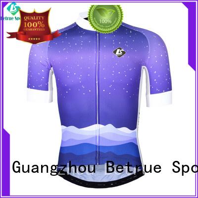 snowy jersey long sleeve cycling jersey betrue eggplant Betrue Brand