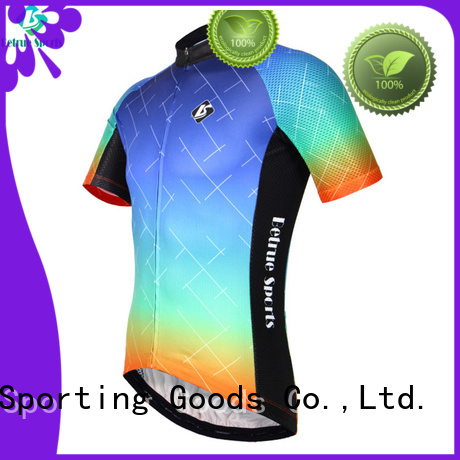 summer long sleeve cycling jersey slim weight Betrue Brand